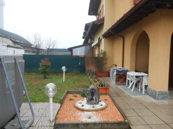 Villa in vendita a Monte Cremasco, Residenziale, Con giardino, 168 mq - Foto 57
