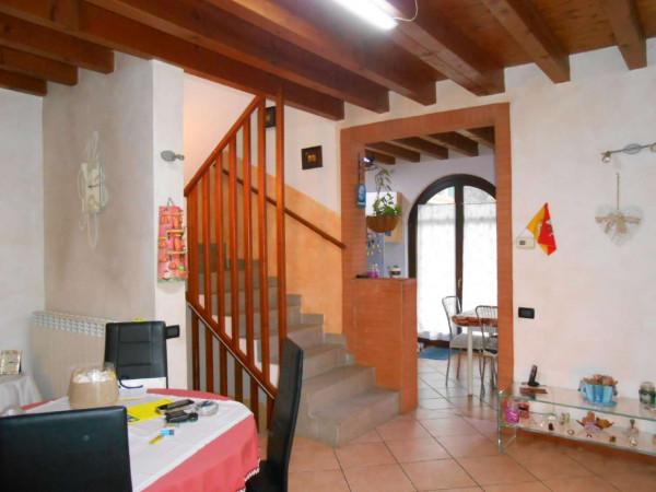 Villa in vendita a Monte Cremasco, Residenziale, Con giardino, 168 mq - Foto 72