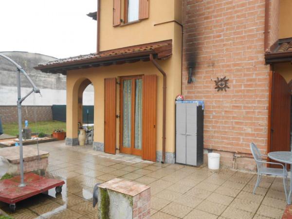 Villa in vendita a Monte Cremasco, Residenziale, Con giardino, 168 mq - Foto 55