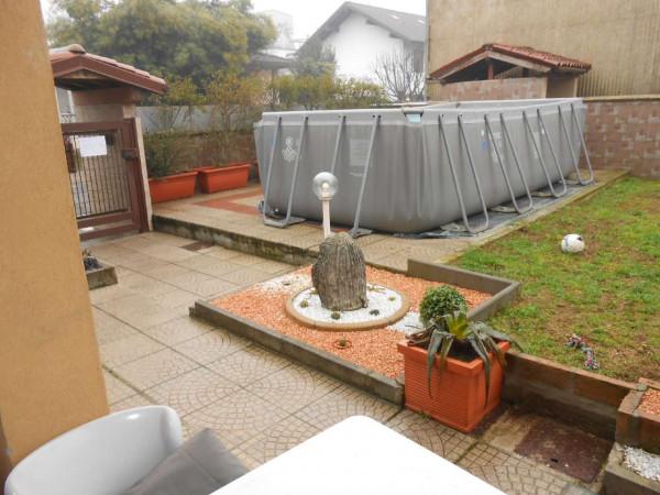 Villa in vendita a Monte Cremasco, Residenziale, Con giardino, 168 mq - Foto 56
