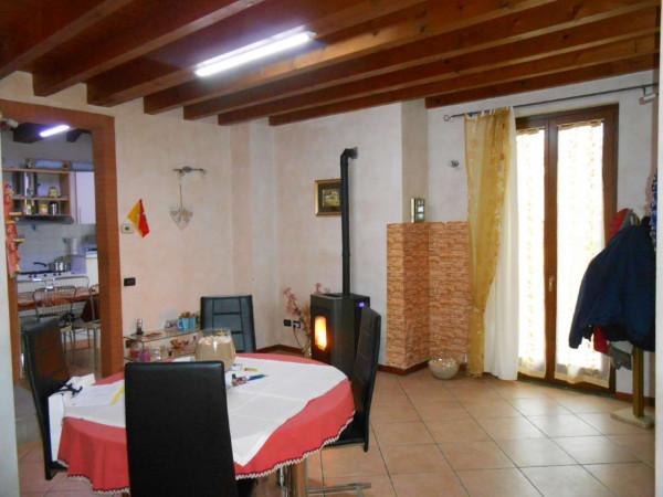 Villa in vendita a Monte Cremasco, Residenziale, Con giardino, 168 mq - Foto 45