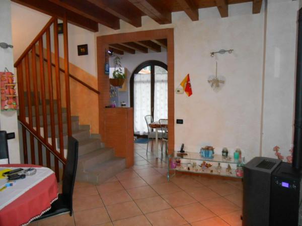 Villa in vendita a Monte Cremasco, Residenziale, Con giardino, 168 mq - Foto 43