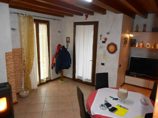 Villa in vendita a Monte Cremasco, Residenziale, Con giardino, 168 mq - Foto 74