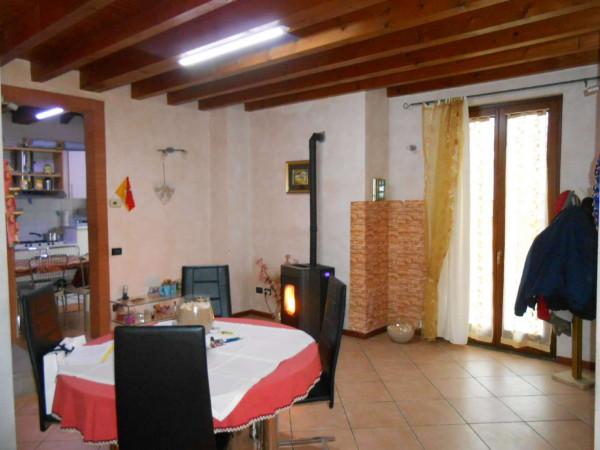 Villa in vendita a Monte Cremasco, Residenziale, Con giardino, 168 mq - Foto 42