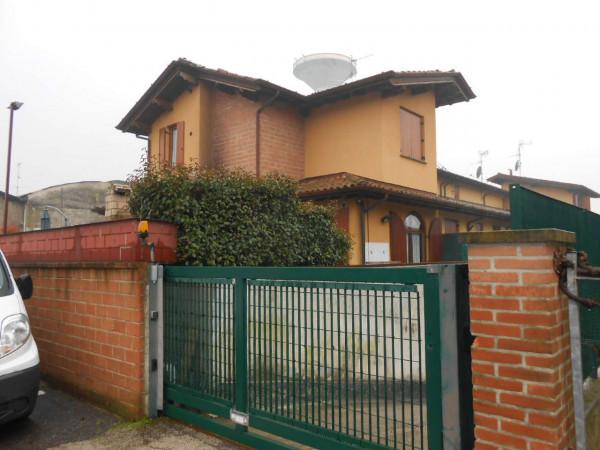 Villa in vendita a Monte Cremasco, Residenziale, Con giardino, 168 mq - Foto 4