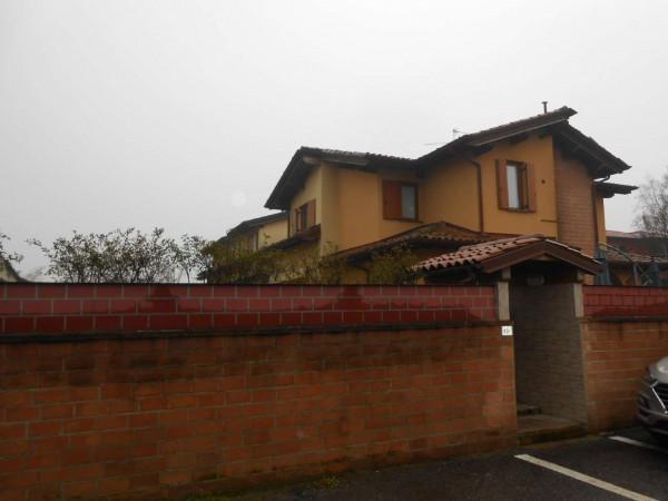 Villa in vendita a Monte Cremasco, Residenziale, Con giardino, 168 mq - Foto 3