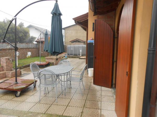 Villa in vendita a Monte Cremasco, Residenziale, Con giardino, 168 mq - Foto 52