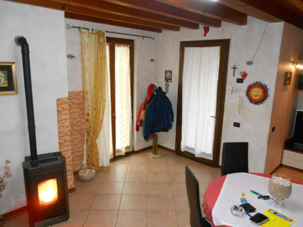 Villa in vendita a Monte Cremasco, Residenziale, Con giardino, 168 mq - Foto 41