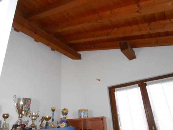Villa in vendita a Monte Cremasco, Residenziale, Con giardino, 168 mq - Foto 22