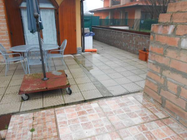 Villa in vendita a Monte Cremasco, Residenziale, Con giardino, 168 mq - Foto 47