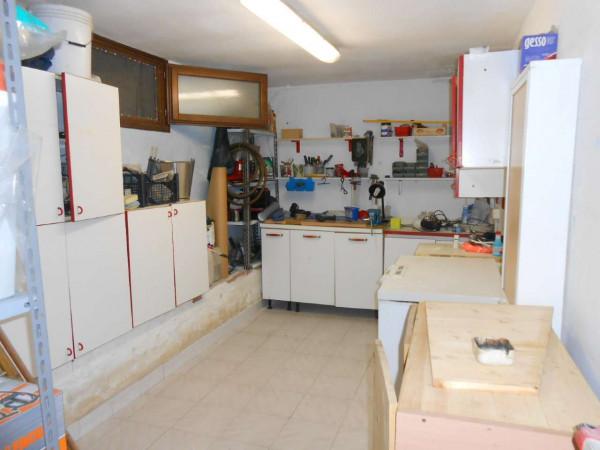 Villa in vendita a Monte Cremasco, Residenziale, Con giardino, 168 mq - Foto 10