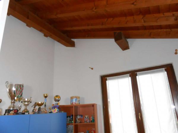Villa in vendita a Monte Cremasco, Residenziale, Con giardino, 168 mq - Foto 20