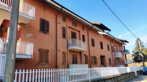 Appartamento in vendita a Castagnole Monferrato, Valenzani, Con giardino, 98 mq