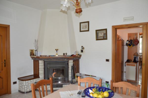 Villa in vendita a San Demetrio Corone, C.da Cacossa, Con giardino, 400 mq - Foto 35