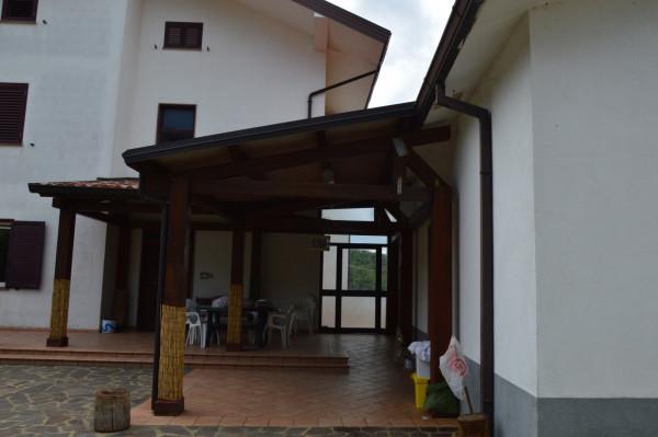 Villa in vendita a San Demetrio Corone, C.da Cacossa, Con giardino, 400 mq - Foto 14