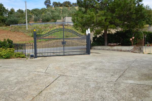 Villa in vendita a San Demetrio Corone, C.da Cacossa, Con giardino, 400 mq - Foto 5