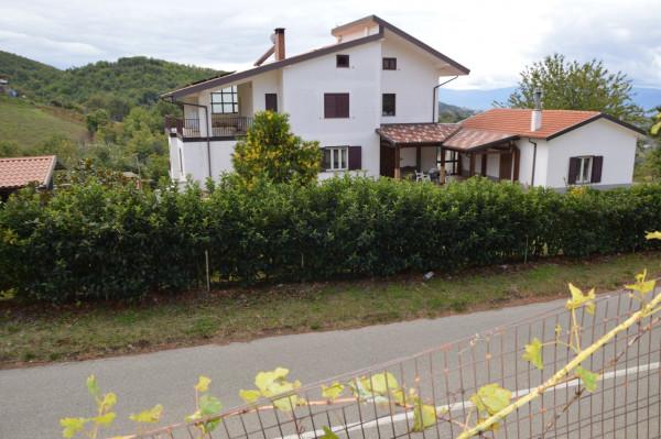 Villa in vendita a San Demetrio Corone, C.da Cacossa, Con giardino, 400 mq - Foto 1