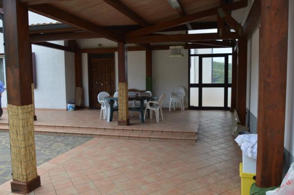 Villa in vendita a San Demetrio Corone, C.da Cacossa, Con giardino, 400 mq - Foto 42