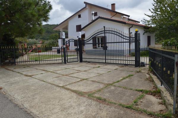 Villa in vendita a San Demetrio Corone, C.da Cacossa, Con giardino, 400 mq - Foto 46