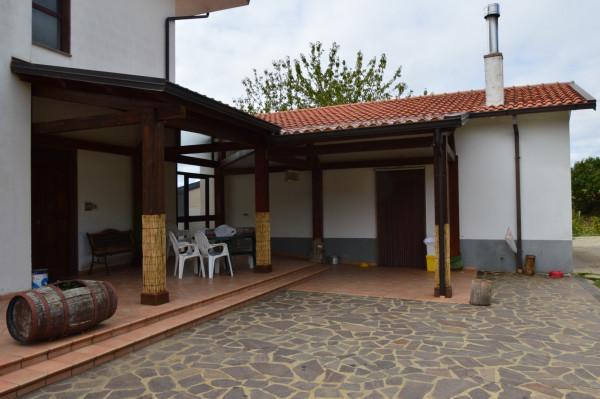 Villa in vendita a San Demetrio Corone, C.da Cacossa, Con giardino, 400 mq - Foto 13