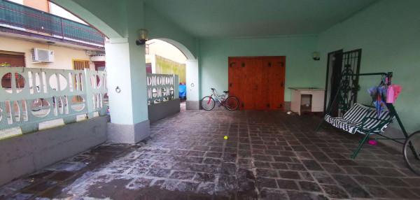 Villetta a schiera in vendita a Sergnano, Residenziale, Con giardino, 130 mq