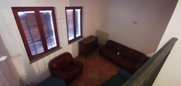 Villetta a schiera in vendita a Sergnano, Residenziale, Con giardino, 130 mq - Foto 11