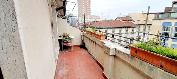 Appartamento in affitto a Milano, Stazione Centrale, Arredato, 60 mq - Foto 7