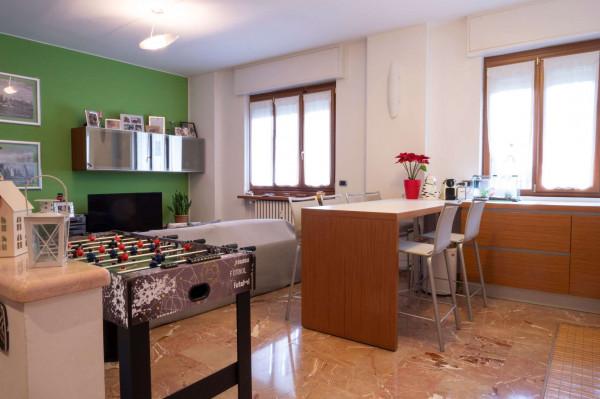 Appartamento in vendita a Sesto San Giovanni, Rondò, Con giardino, 100 mq
