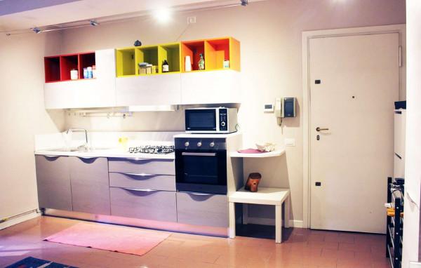 Appartamento in vendita a Milano, Guastalla, Arredato, con giardino, 55 mq - Foto 10