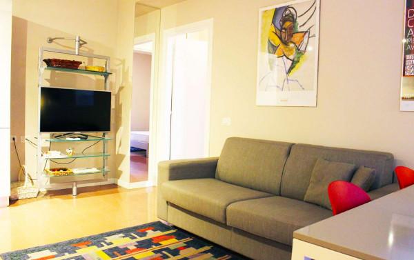 Appartamento in vendita a Milano, Guastalla, Arredato, con giardino, 55 mq - Foto 11