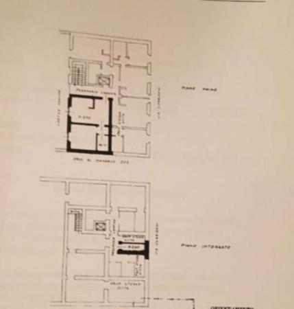 Appartamento in vendita a Milano, Guastalla, Arredato, con giardino, 55 mq - Foto 3