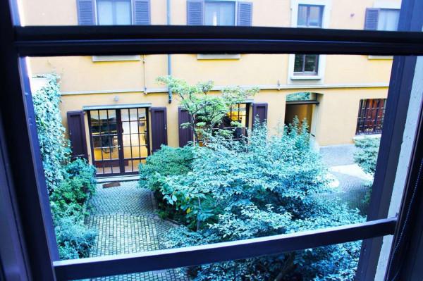 Appartamento in vendita a Milano, Guastalla, Arredato, con giardino, 55 mq - Foto 6