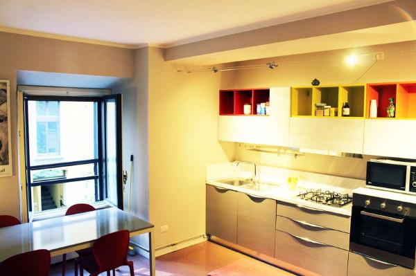 Appartamento in vendita a Milano, Guastalla, Arredato, con giardino, 55 mq