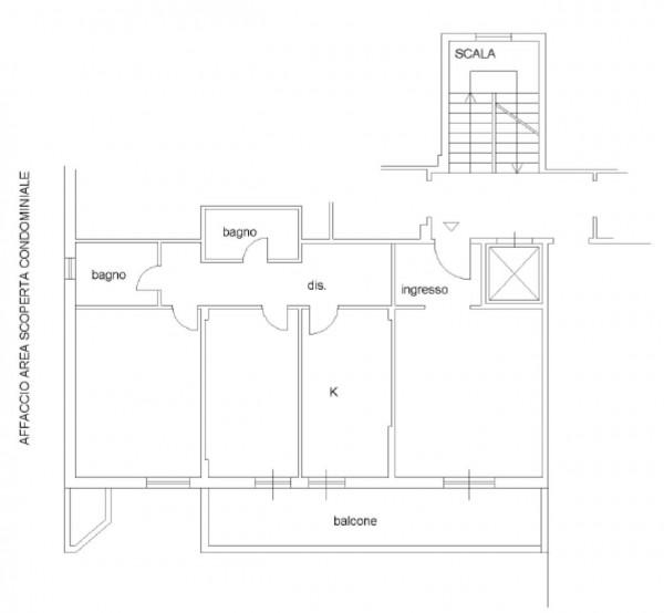 Appartamento in affitto a Roma, Acilia, Con giardino, 100 mq - Foto 2