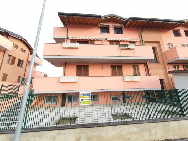 Appartamento in vendita a Boffalora d'Adda, Residenziale, Con giardino, 154 mq