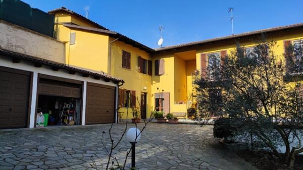 Appartamento in vendita a Portacomaro, Centro, Con giardino, 95 mq - Foto 14