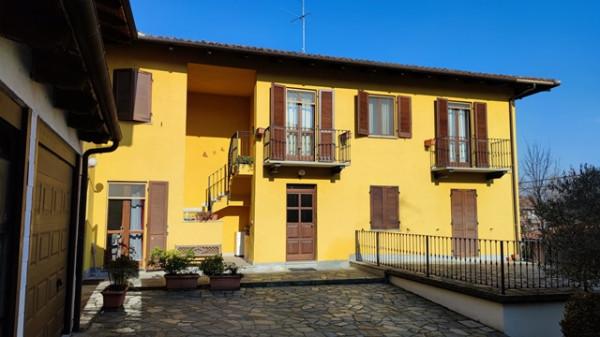 Appartamento in vendita a Portacomaro, Centro, Con giardino, 95 mq - Foto 18