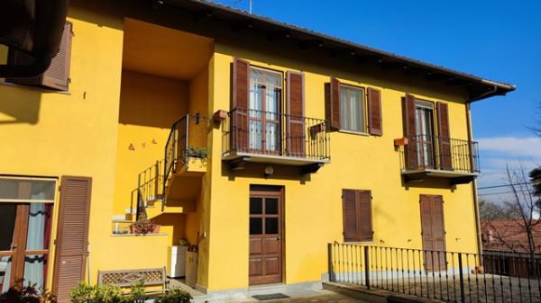 Appartamento in vendita a Portacomaro, Centro, Con giardino, 95 mq - Foto 13