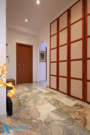 Appartamento in vendita a Taranto, Rione Italia, Montegranaro, 172 mq - Foto 12