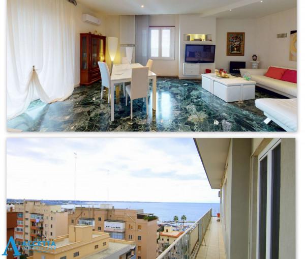 Appartamento in vendita a Taranto, Rione Italia, Montegranaro, 172 mq - Foto 3