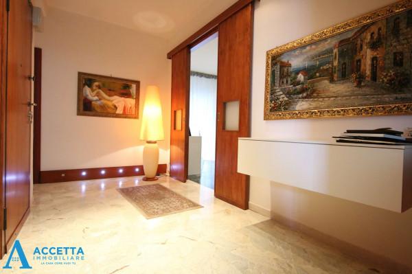 Appartamento in vendita a Taranto, Rione Italia, Montegranaro, 172 mq - Foto 19