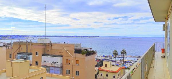 Appartamento in vendita a Taranto, Rione Italia, Montegranaro, 172 mq