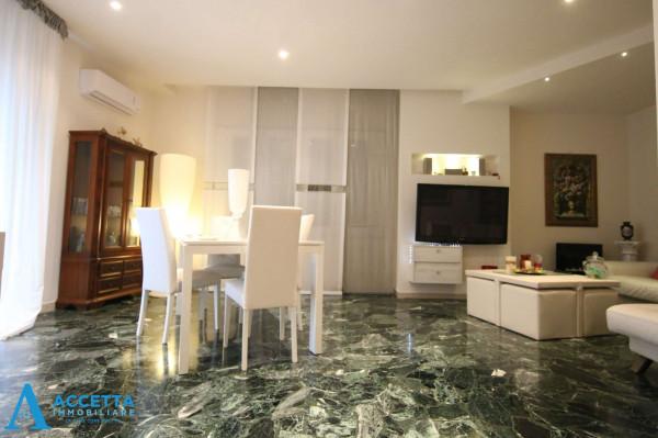 Appartamento in vendita a Taranto, Rione Italia, Montegranaro, 172 mq - Foto 7