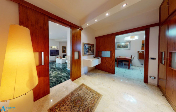 Appartamento in vendita a Taranto, Rione Italia, Montegranaro, 172 mq - Foto 23