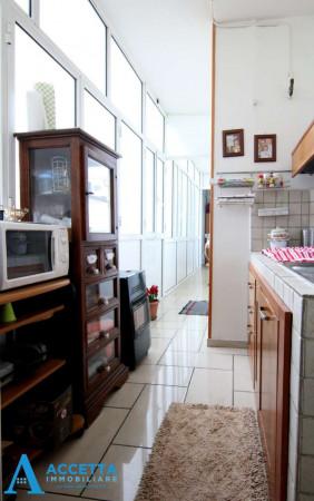 Appartamento in vendita a Taranto, Rione Italia, Montegranaro, 172 mq - Foto 16