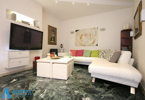 Appartamento in vendita a Taranto, Rione Italia, Montegranaro, 172 mq - Foto 21