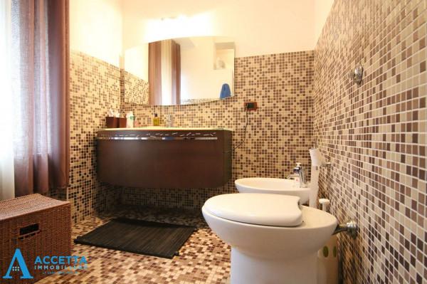 Appartamento in vendita a Taranto, Rione Italia, Montegranaro, 172 mq - Foto 14