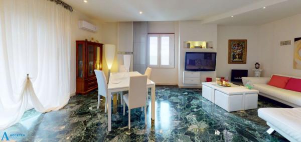 Appartamento in vendita a Taranto, Rione Italia, Montegranaro, 172 mq - Foto 24