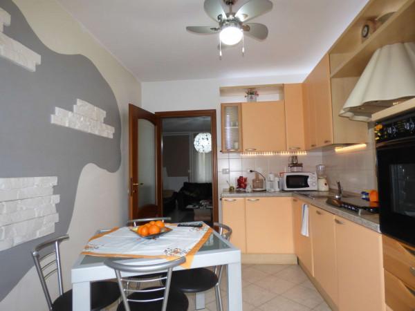 Appartamento in vendita a Torino, Villaretto, Con giardino, 96 mq - Foto 44