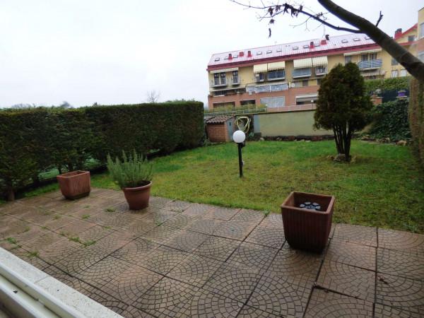 Appartamento in vendita a Torino, Villaretto, Con giardino, 96 mq - Foto 13